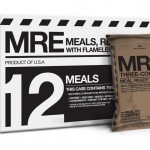Meal Kit Supply 12-case of 3-course MREs