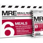 Meal Kit Supply 6-pack of 2-course MREs