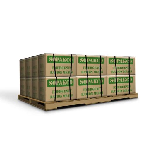 6-month supply MREs